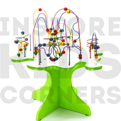 beadstree table green